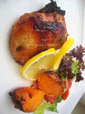 Lemon Rosemary Lamb/Chicken