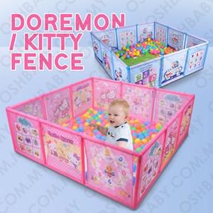 DOREMON /KITTY FENCE