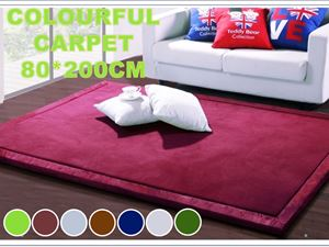 COLOURFUL CARPET 80*200CM N00858