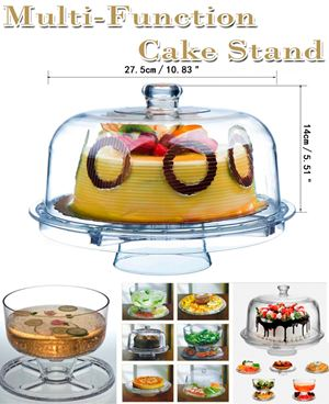 Multi -function cake stand
