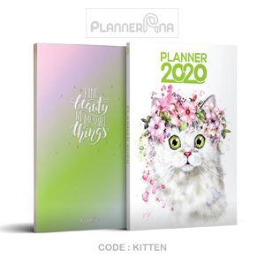 Planner Ana 2020 (KITTEN)