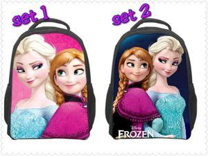 Frozen Backpack - Anna & Elsa