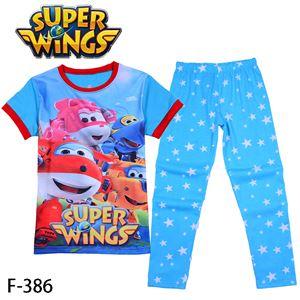 CALUBY Superwings Pyjama F-386
