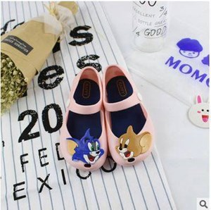 Tom & Jerry Jelly Shoes