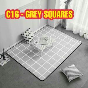 C16 - Grey Squares
