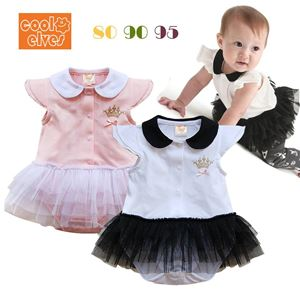 Baby Dress Rompers by Cool Elves