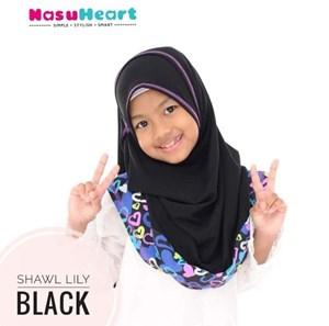 LILY (BLACK)