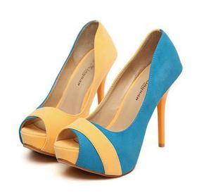 RSN2936 Blue + Yellow [Size: 39]