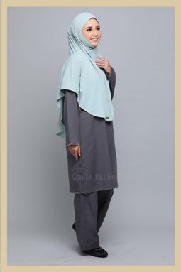 SUIT THALIA GREY