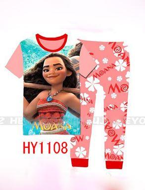 HY1108 Moana Pyjamas