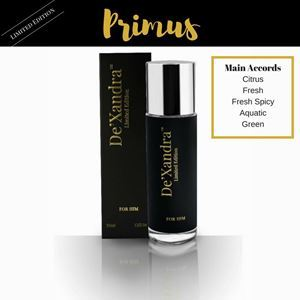 PRIMUS - LIMITED EDITION 35ML - M