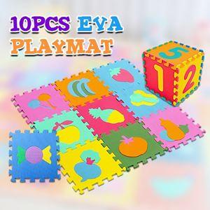 10PCS EVA PLAYMAT ETA 27 SEPT 19
