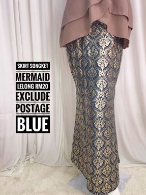 Skirt Songket Mermaid