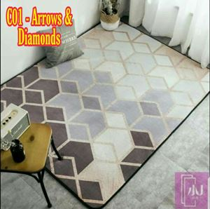 C01 - Arrows & Diamonds