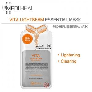 MEDIHEAL Vita Light Beam Essential Mask