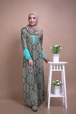 Jubah 'Aisyah (JA102) Size Petite Only