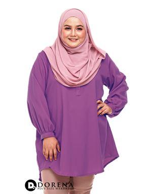 LEESA Yam Purple