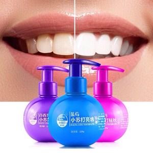 Baking Soda Teeth Whitening Toothpaste