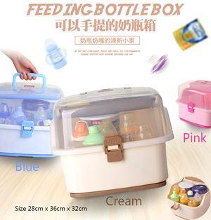 BPA FREE Feeding Bottle Box / portable
