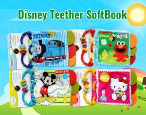 Disney Teether Softbook