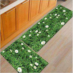 PREORDER KITCHEN MATS ( GREEN GRASS  )