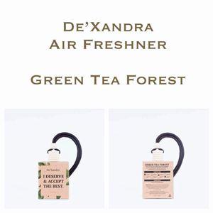 GREEN TEA FOREST