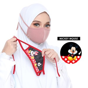 FACEMASK KIDS (MICKEY MOUSE)