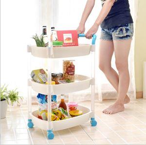 Kitchen Trolley 4 Tier Ala IKEA
