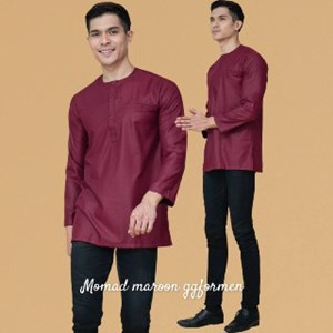 MOMAD LONG SLEEVE KURTA