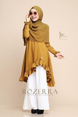 ROZERRA MODERN & FASHION (Olive Gold)