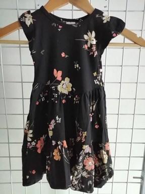 Princess Dress V2 :NIGHT GARDEN , size 2-4