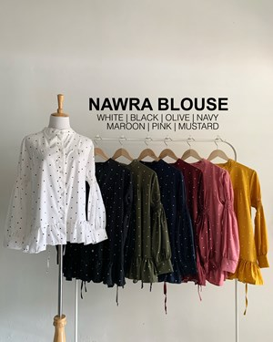 Nawra blouse