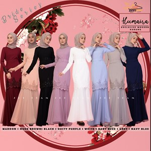 HUMAIRA EXCLUSIVE KURUNG