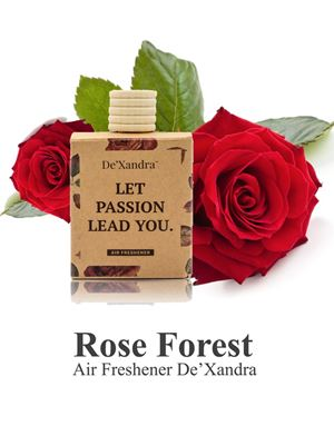 ROSE FOREST AIR FRESHENER - 10ML
