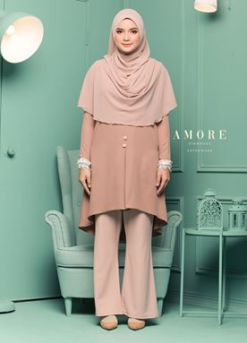 04 AMORE  STANDOUT SUPERWEAR (BROWNY)