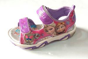 Frozen Sandals - Purple