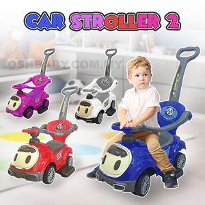 CAR STROLLER 2