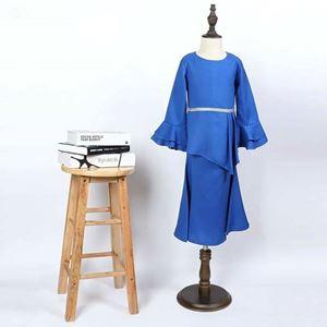 Baju Raya : Sofea Kurung - Royal Blue