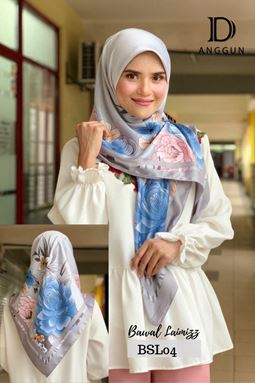 Bawal Satin Laimizz (BSL04)