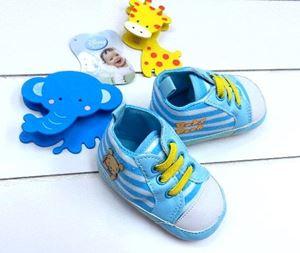 Disney Pre Walker - Blue Pooh