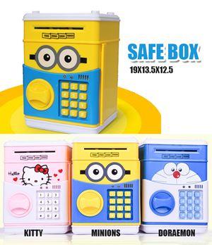 SAFE BOX ( TABUNG SAFE )