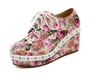 RY127 Floral [Size: 36, 37, 38]