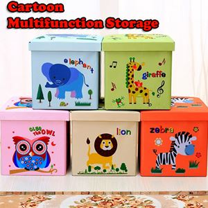 Cartoon Multifunction Storage