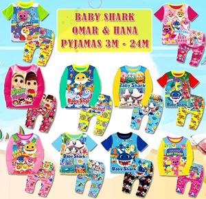 Baby Shark Doo / Omar & Hana (3M-24M)