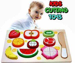 KIDS CUTTING TOYS