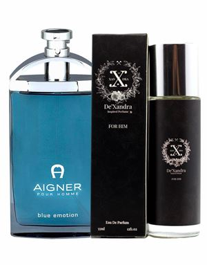 AIGNER BLUE EMOTION 35ML