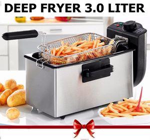 SOKANY DEEP FRYER 3.0 LITER