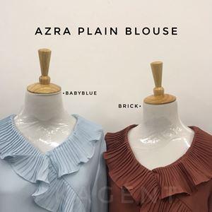 AZRA PLAIN BLOUSE