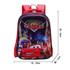 PREORDER  Nursery-Kindy School Bags ( MCQUEEN ) ETA EARLY SEPT