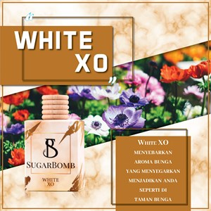 (AF) White XO (SugarBomb) (Single)